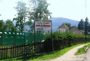 Szklarska Poręba - Camping POD KLONEM