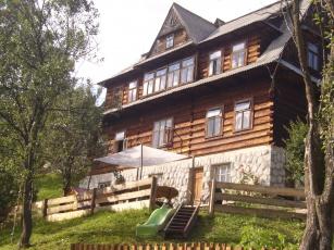 Dom na Rusińskim