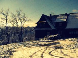 Bukowina Tatrzańska - Dom na Rusińskim